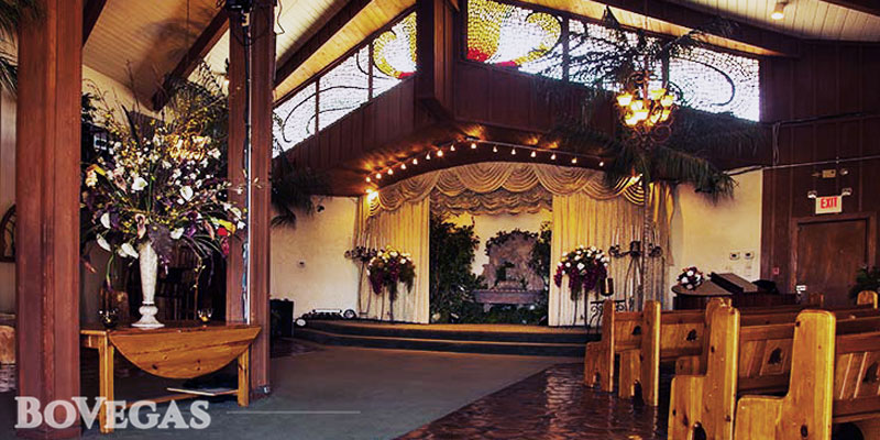 Wedding Chapel Viva Las Vegas