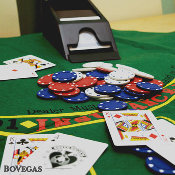 Blackjack: A Guide for a Novice Dealer